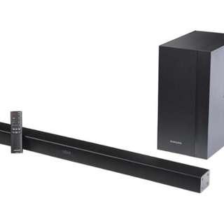 Samsung 300W 2.1Ch Flat Soundbar HW-K450