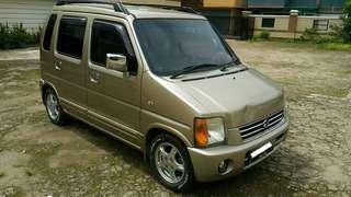 mobil Suzuki Karimun GX 2004
