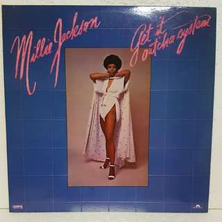 Millie Jackson - Get It Out'cha System Vinyl Record