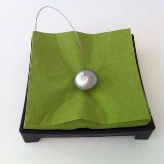 "SKU#L00446Table Paper Napkin Holder 'KNYCK"" by Ikea"