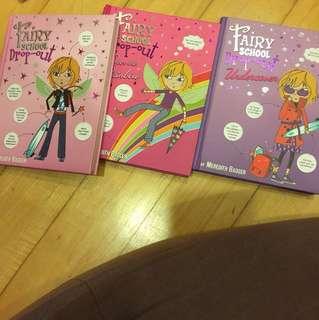 fairy school dropout set