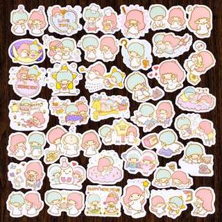 (FREE NM🎉) #2 Little Twin Star Stickers