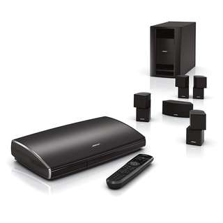 Bose Lifestyle 535 Series II Home Entertainment System - Atlas Set
