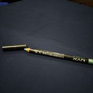 NYX Eyeliner - Light Blue and Green