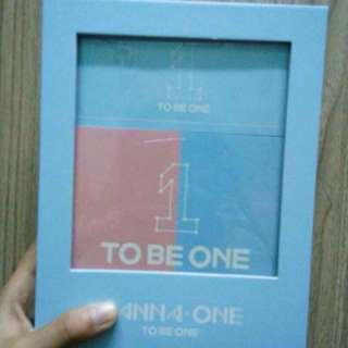 [WTS] WANNA ONE TO BE ONE SKY VER ALBUM