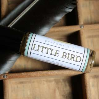 Long Winter Soap Co. Little Bird Roll On Perfume Oil