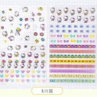 [PO] Hello Kitty Mini Stickers