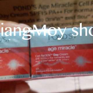 Ponds age miracle Day Cream 10g