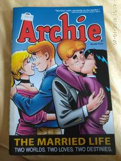 PL Archie Comic Book