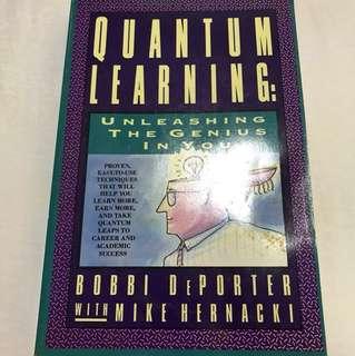 Book - Quantum Learning - Bobbi De Porter - Bestseller