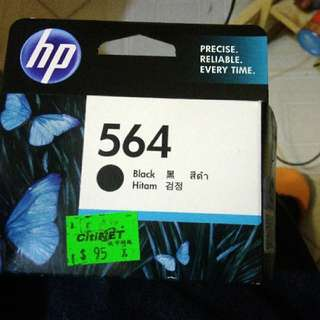 Hp564 原裝墨 開左但完全未用過 買左番黎先知買錯型號。有單