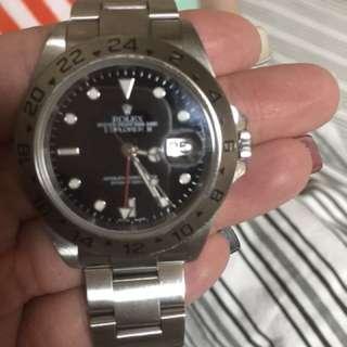 Rolex ex2