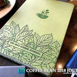 New Coffee Bean Planner 2018