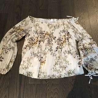 Aritzia Wilfred blouse L