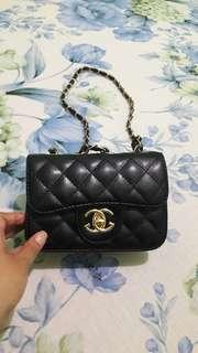 Chanel mini cute bag