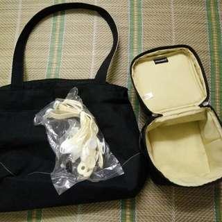 Reduced Price..Medela Shoulder Bag & Cooler Bag & Handfree