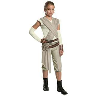 Star Wars: The Force Awakens Deluxe Child Costume