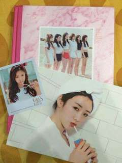 Apink Girl's Sweet Repose Photobook