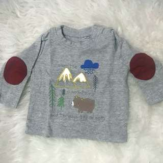 Mothercare Patch Tops