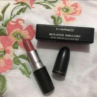 MAC Pink Plaid Matte Lipstick
