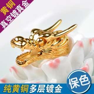Dragon Head 3D Bead Accessories ( 3 colour )