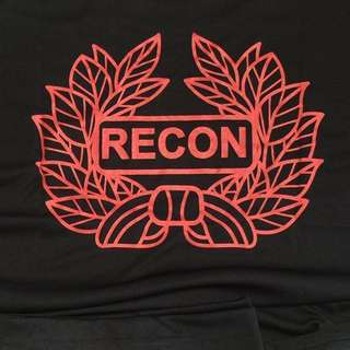 Dry-Fit Recon Flower Tshirt Black or Green Size Sz XSMALL, S, M, L. $8.90. Official Design By CIG For Instructors And Trainees. The Same Supersoft Dryfit Issued To And Worn By the Special Forces and the Military Police at Detention Barracks.
