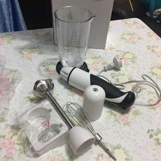 多功能手持料理嬰兒輔食電動攪拌機