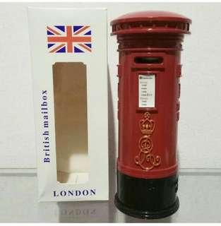 Pajangan Miniatur Pos London C