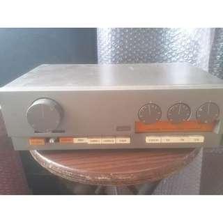 全原裝 Quad 33 Amplifier 前級擴音機