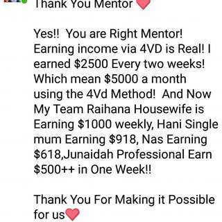 100% work from home!
