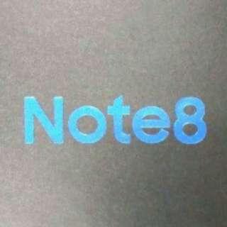 note8 256GB 黑色