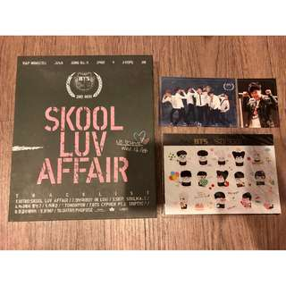 BTS- SKOOL LUV AFFAIR