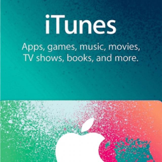 3x $50 ITunes gift cards