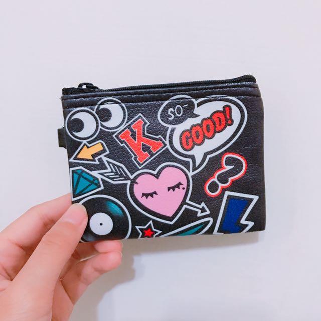 全新✨韓國零錢包