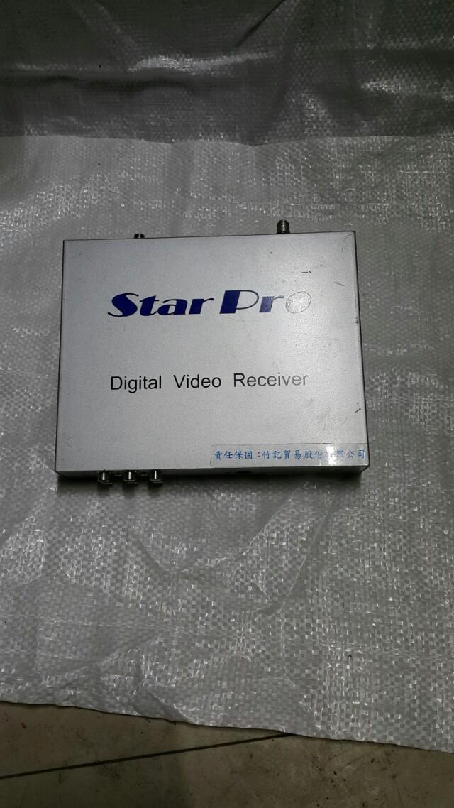 汽車數位電視機上盒