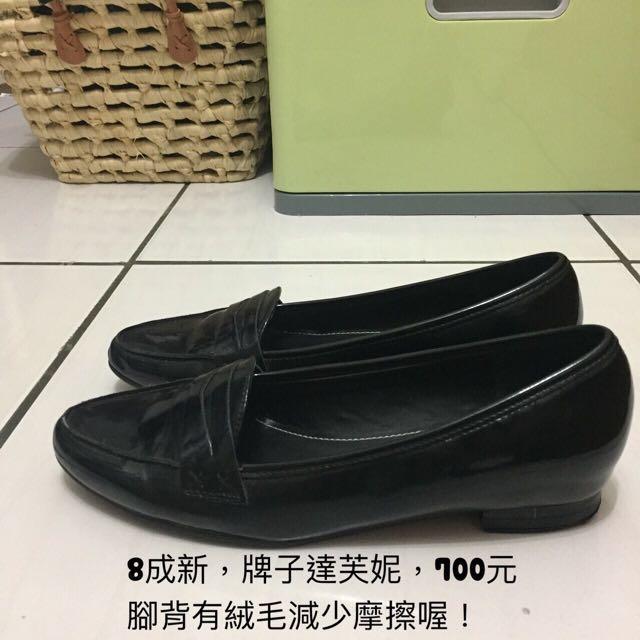 達芙妮 復古淑女鞋