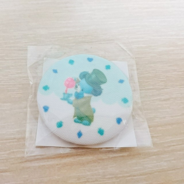 日本🇯🇵 迪士尼 Disney 瘋帽客 大學熊 勳章 徽章 胸章