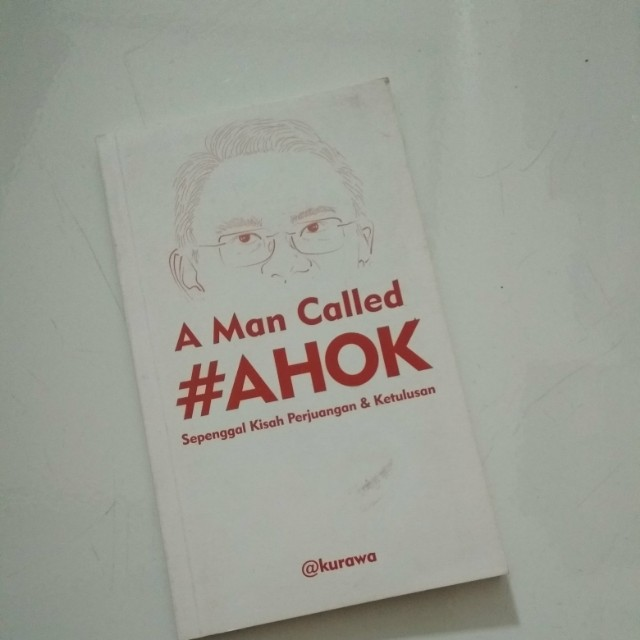 A man called ahok - @kurawa