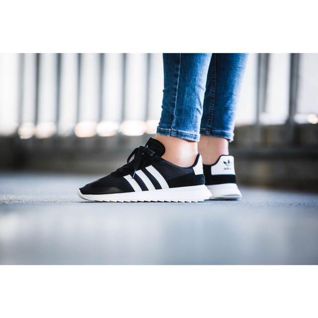 Adidas FLB 黑24號