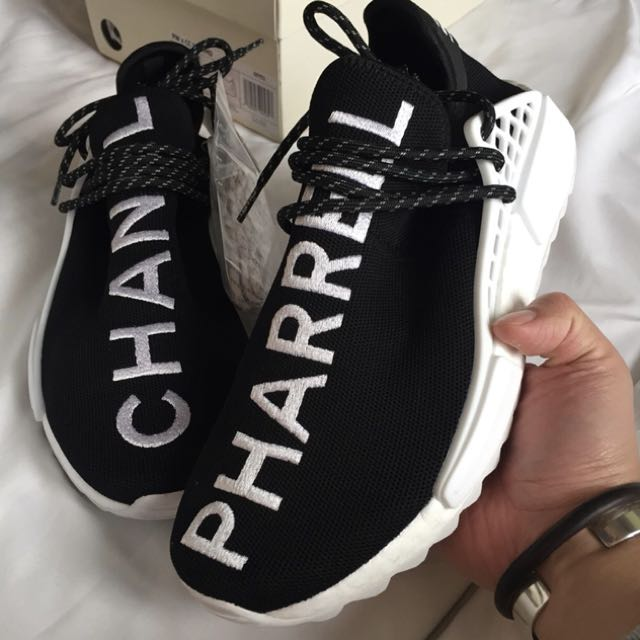 buy online b71fc f2228 Adidas NMD x Chanel x Pharrell