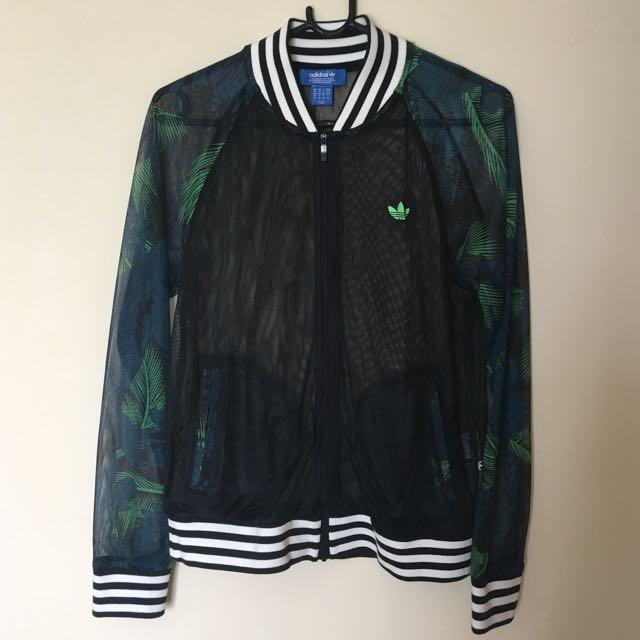 Adidas Pharrell bomber jacket - S