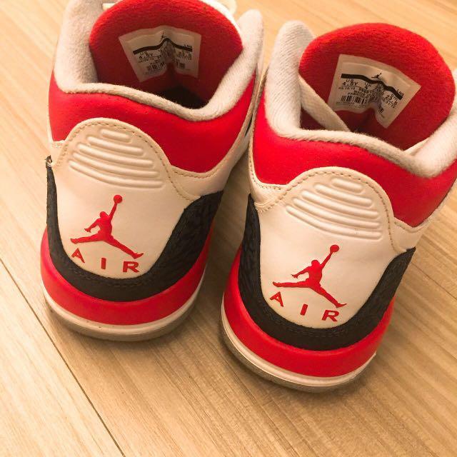 Air Jordan 三代AJ3