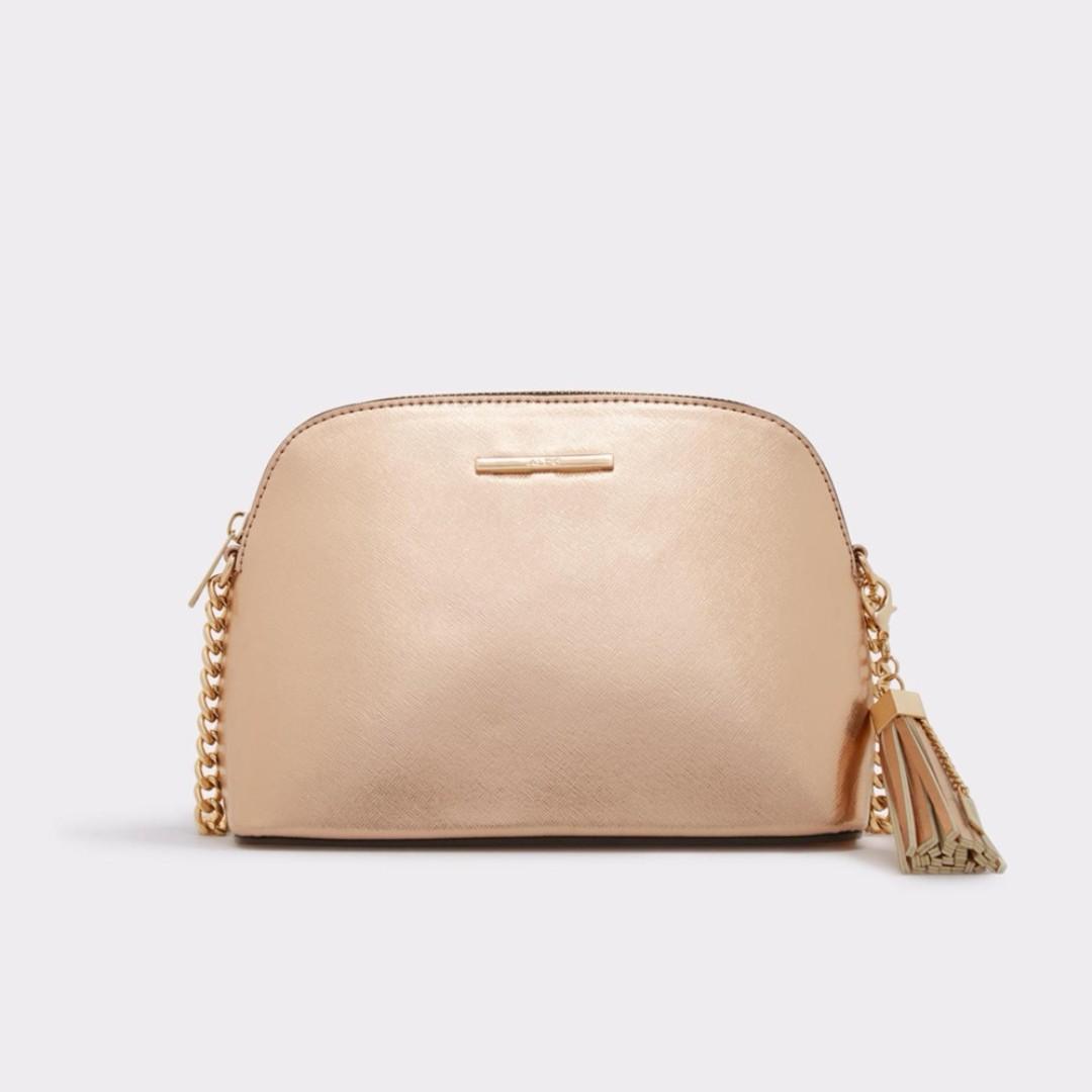 ac33b30de39 Aldo Elroodie Shell Bag