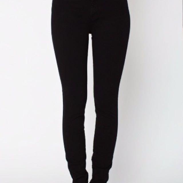 America's Apparel Black jeans