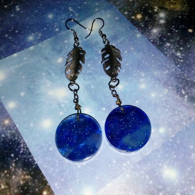 Anting anting galaxy
