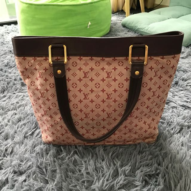 b3f9ea18764b Authentic Josephine LV Bag