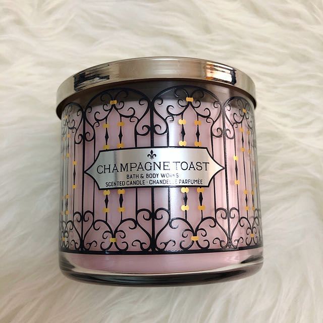 Bath & body works 3-wick candle