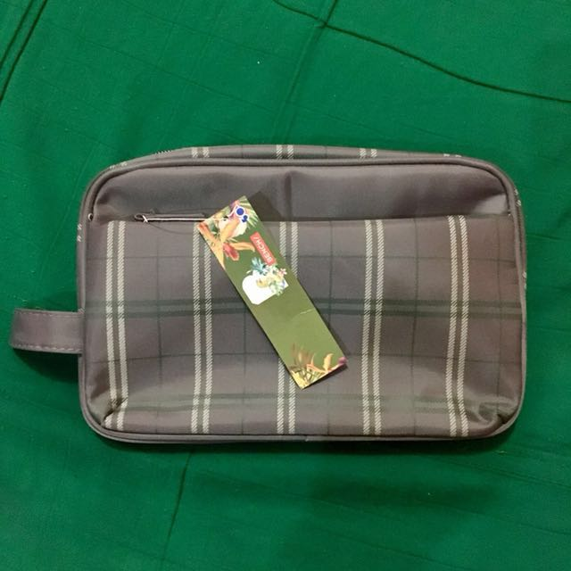 Bench pouch