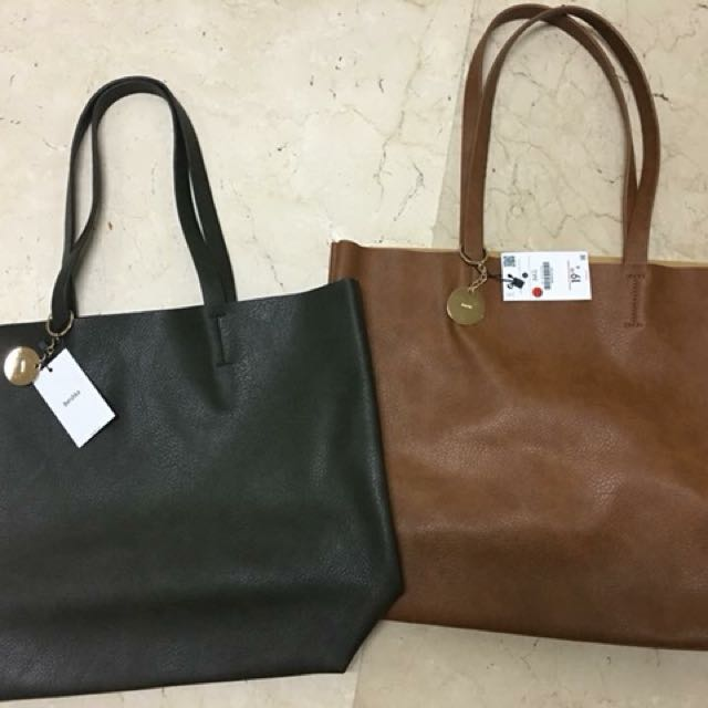f64c86278f7b Bershka Tote Bag Buy 1 Take 1