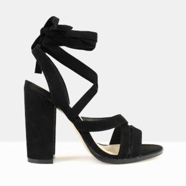 Betts Wrap Around Heels